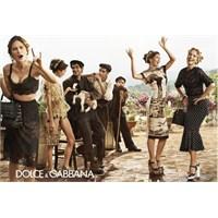 Dolce&gabbana 2014 İlkbahar- Yaz Kampanyası
