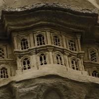 2 Katlı, Merdivenli, Apart Kuş Sarayları...