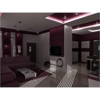Dekoratif Sanal Ev Dizayn Tasarımları