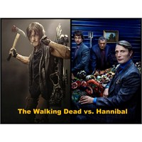Dizi Savaşları 3.Gün The Walking Dead Vs. Hannibal
