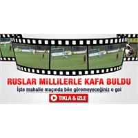 Rusya 4-1 Türkiye Böyle Komedi Görülmedi