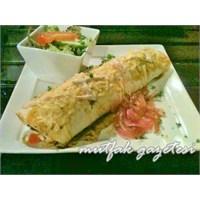 Tavuk Burrito