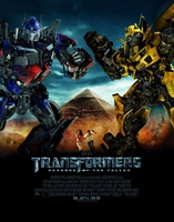 Transformers: Revenge Of The Fallen Posterleri