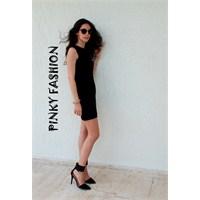Küçük Siyah Elbise Kombinim