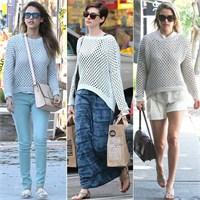 Aynı Giysilerle Farklı Kombinler