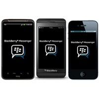 Android Ve İos İçin Blackberry Messenger (Bbm)