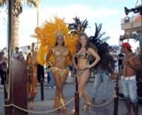 Rio Karnavalı Gibi