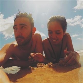 Een andere wereld: Nusa Dua strand