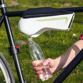Fontus: maak zelf drinkwater door te fietsen