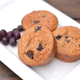 Gezonde Havermout Muffins