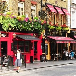 Londen in foto's