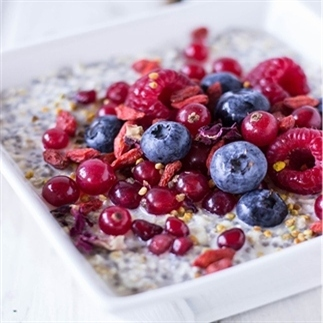 Vegan & Raw Chia Pudding
