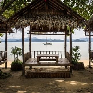 5 relaxte eilanden voor de westkust van Thailand