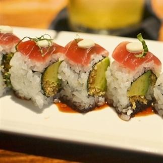 6 x lekkere sushi in Arnhem