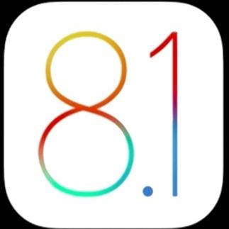 Apple brengt iOS 8.1.1 uit