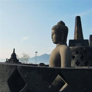 Indonesië in foto's: Java en Bali