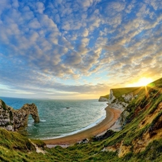 Ongekend mooi: De kust van Engeland