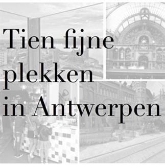 10 dingen om te doen in Antwerpen