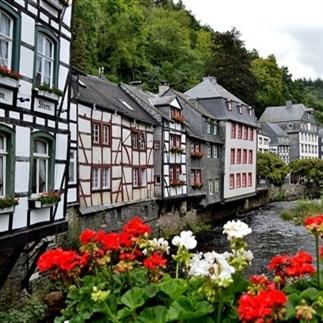 Duitsland: Monschau
