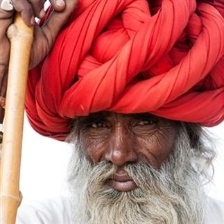Mooie mensen... in India