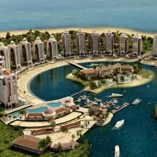 Pearl-Qatar: een eiland gemaakt voor luxe mensen