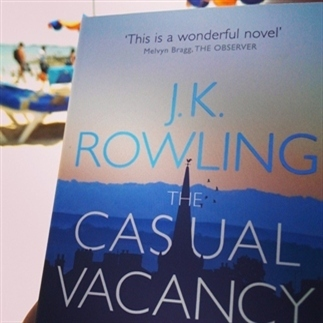Boek: J.K. Rowling – The Casual Vacancy