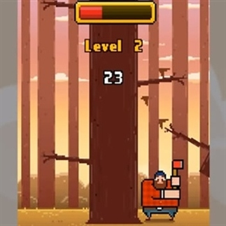 Is Timberman de nieuwe Flappy Bird?