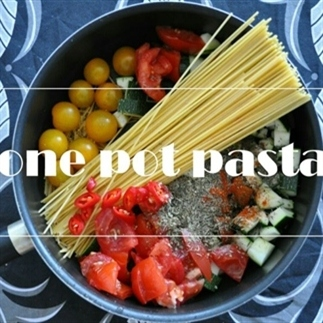 Recept: One Pot Pasta