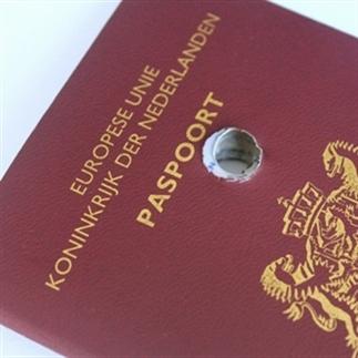 Dag lief oud paspoort
