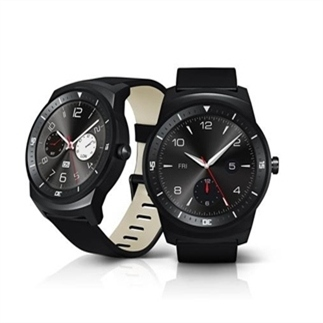 LG G Watch R: trendy, fashionable ronde smartwatch