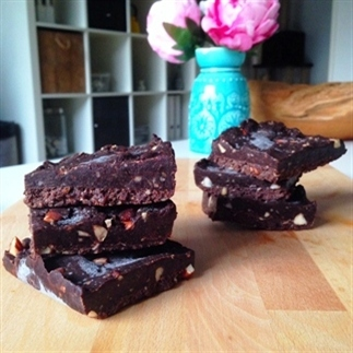 Chocolade Fudge Bars