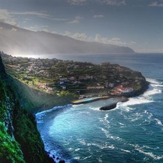Dé eiland bestemming van Europa: Madeira