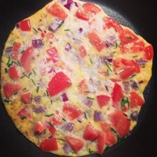 Detoxdag 11: een omeletje als lunch