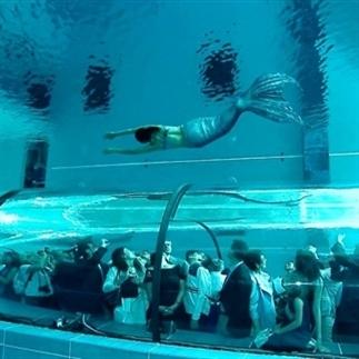 Dit is het allerdiepste zwembad ter wereld