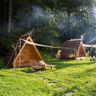HOTSPOT: Op de glamping in Slovenië