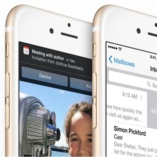 iOS 8 vanaf morgen beschikbaar