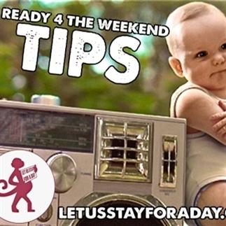 Klaar voor het weekend - de beste uitgaanstips