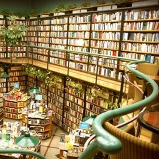 Mooiste boekwinkel van de wereld?