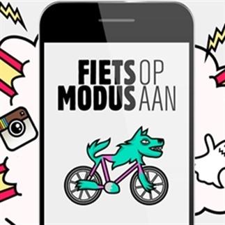 Rijksoverheid introduceert fietsmodus app