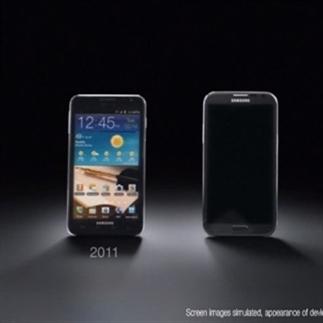 Samsung basht Apple iPhone 6