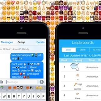Stuur al je berichten in Emoji
