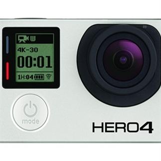 Uitgelekte foto's GoPro Hero4 modellen