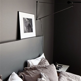 Blog society interieur donkere kleuren in de slaapkamer for Interieur kleuren 2015