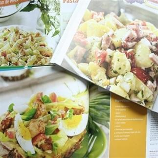 3 favoriete salades van Sonja Bakker