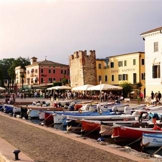 Bardolino, één van de parels van het Gardameer