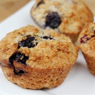 Havermoutmuffins; een goed alternatief voor brood