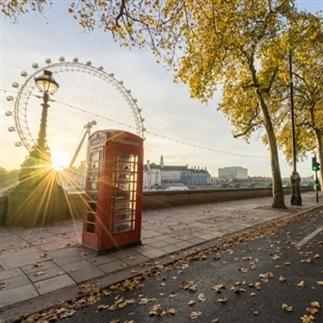 Ik ga naar Londen!