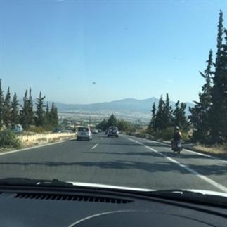 Onze route(s) door Kassandra, Chalkidiki