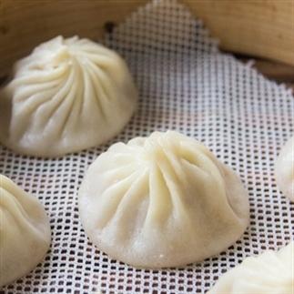 De dumplings van sterrenrestaurant Din Tai Fung