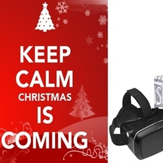 De trend voor 2016: Virtual Reality in je kerstpak